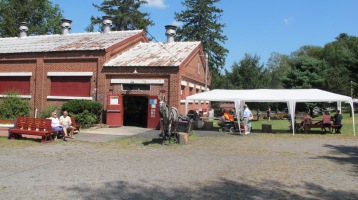 Old Fashioned Miner's Labor Day Picnic, No. 9 Coal Mine & Museum, Lansford, 9-6-2015 (13)