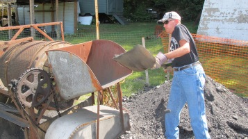 Old Fashioned Miner's Labor Day Picnic, No. 9 Coal Mine & Museum, Lansford, 9-6-2015 (14)