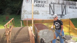 Old Fashioned Miner's Labor Day Picnic, No. 9 Coal Mine & Museum, Lansford, 9-6-2015 (15)
