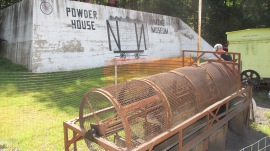 Old Fashioned Miner's Labor Day Picnic, No. 9 Coal Mine & Museum, Lansford, 9-6-2015 (16)