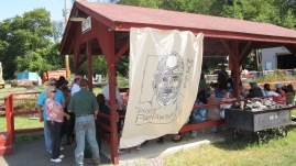 Old Fashioned Miner's Labor Day Picnic, No. 9 Coal Mine & Museum, Lansford, 9-6-2015 (19)