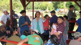 Old Fashioned Miner's Labor Day Picnic, No. 9 Coal Mine & Museum, Lansford, 9-6-2015 (20)