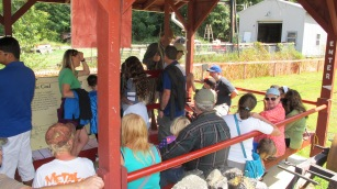 Old Fashioned Miner's Labor Day Picnic, No. 9 Coal Mine & Museum, Lansford, 9-6-2015 (21)