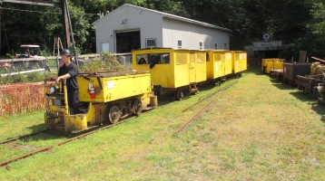 Old Fashioned Miner's Labor Day Picnic, No. 9 Coal Mine & Museum, Lansford, 9-6-2015 (27)