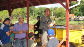 Old Fashioned Miner's Labor Day Picnic, No. 9 Coal Mine & Museum, Lansford, 9-6-2015 (28)