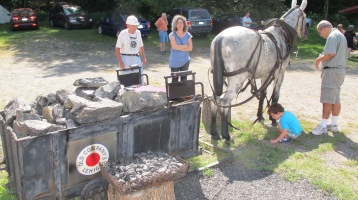 Old Fashioned Miner's Labor Day Picnic, No. 9 Coal Mine & Museum, Lansford, 9-6-2015 (3)