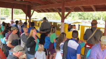 Old Fashioned Miner's Labor Day Picnic, No. 9 Coal Mine & Museum, Lansford, 9-6-2015 (30)