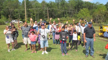 Old Fashioned Miner's Labor Day Picnic, No. 9 Coal Mine & Museum, Lansford, 9-6-2015 (35)