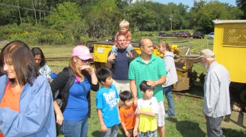 Old Fashioned Miner's Labor Day Picnic, No. 9 Coal Mine & Museum, Lansford, 9-6-2015 (38)