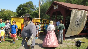 Old Fashioned Miner's Labor Day Picnic, No. 9 Coal Mine & Museum, Lansford, 9-6-2015 (39)