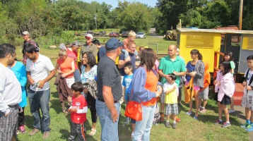 Old Fashioned Miner's Labor Day Picnic, No. 9 Coal Mine & Museum, Lansford, 9-6-2015 (40)