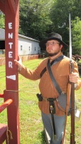 Old Fashioned Miner's Labor Day Picnic, No. 9 Coal Mine & Museum, Lansford, 9-6-2015 (48)