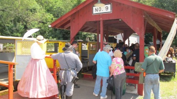 Old Fashioned Miner's Labor Day Picnic, No. 9 Coal Mine & Museum, Lansford, 9-6-2015 (49)