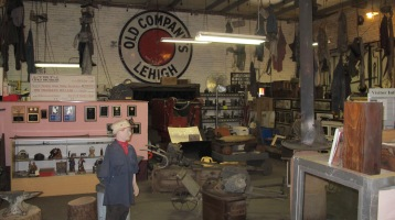 Old Fashioned Miner's Labor Day Picnic, No. 9 Coal Mine & Museum, Lansford, 9-6-2015 (50)