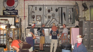 Old Fashioned Miner's Labor Day Picnic, No. 9 Coal Mine & Museum, Lansford, 9-6-2015 (65)