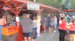 Old Fashioned Miner's Labor Day Picnic, No. 9 Coal Mine & Museum, Lansford, 9-6-2015 (68)