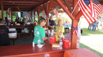 Old Fashioned Miner's Labor Day Picnic, No. 9 Coal Mine & Museum, Lansford, 9-6-2015 (9)