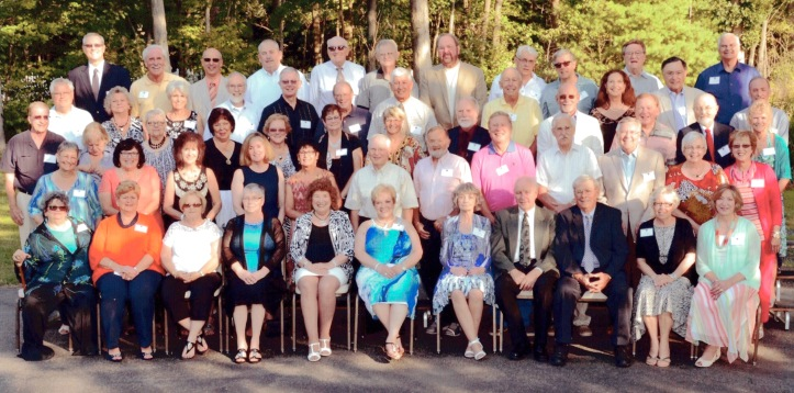 Panther Valley Area High School Class of 1965 Reunion, 8-20-2015 (1)