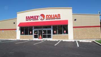 Pre Opening, Family Dollar, Tamaqua, 9-10-2015 (2)