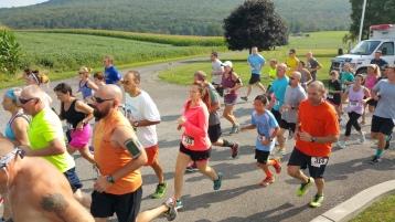 Run For The Ice Cream Charity Challenge 5K, Heisler's, 9-5-2015 (160)