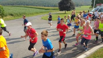 Run For The Ice Cream Charity Challenge 5K, Heisler's, 9-5-2015 (162)
