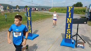 Run For The Ice Cream Charity Challenge 5K, Heisler's, 9-5-2015 (210)