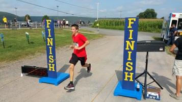 Run For The Ice Cream Charity Challenge 5K, Heisler's, 9-5-2015 (212)