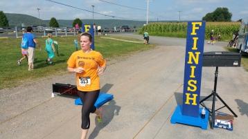 Run For The Ice Cream Charity Challenge 5K, Heisler's, 9-5-2015 (255)