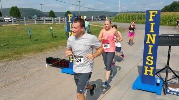 Run For The Ice Cream Charity Challenge 5K, Heisler's, 9-5-2015 (269)