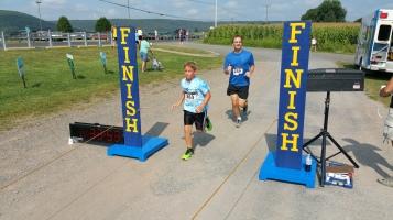 Run For The Ice Cream Charity Challenge 5K, Heisler's, 9-5-2015 (292)