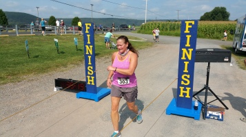 Run For The Ice Cream Charity Challenge 5K, Heisler's, 9-5-2015 (300)