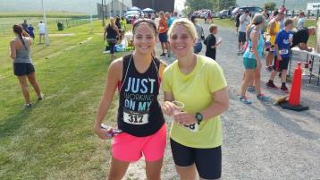 Run For The Ice Cream Charity Challenge 5K, Heisler's, 9-5-2015 (311)