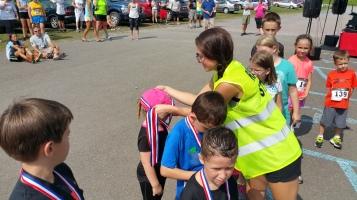 Run For The Ice Cream Charity Challenge 5K, Heisler's, 9-5-2015 (423)