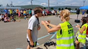 Run For The Ice Cream Charity Challenge 5K, Heisler's, 9-5-2015 (500)