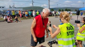 Run For The Ice Cream Charity Challenge 5K, Heisler's, 9-5-2015 (510)