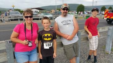 Run For The Ice Cream Charity Challenge 5K, Heisler's, 9-5-2015 (66)