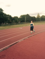 Runner Amanda Watsula, Care for the Homeless, to Run in New York City Marathon, 8-27-2015 (4)