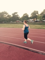 Runner Amanda Watsula, Care for the Homeless, to Run in New York City Marathon, 8-27-2015 (5)