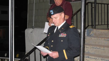 Sept. 11 Remembrance, Memorial Service, Coaldale VFW Post, Coaldale, 9-11-2015 (17)