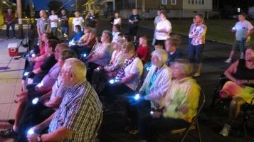 Sept. 11 Remembrance, Memorial Service, Coaldale VFW Post, Coaldale, 9-11-2015 (5)