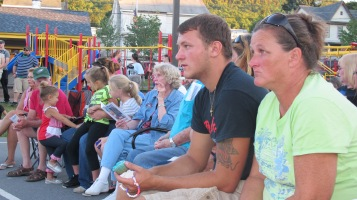 Sept. 11 Remembrance, Memorial Service, Jackie Jones, South Ward Playground, Tamaqua (115)