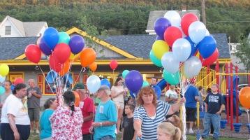 Sept. 11 Remembrance, Memorial Service, Jackie Jones, South Ward Playground, Tamaqua (126)