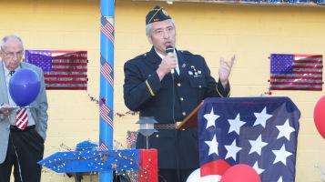 Sept. 11 Remembrance, Memorial Service, Jackie Jones, South Ward Playground, Tamaqua (132)