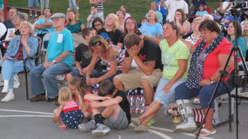 Sept. 11 Remembrance, Memorial Service, Jackie Jones, South Ward Playground, Tamaqua (156)