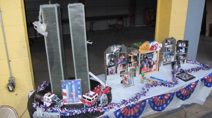 Sept. 11 Remembrance, Memorial Service, Jackie Jones, South Ward Playground, Tamaqua (162)