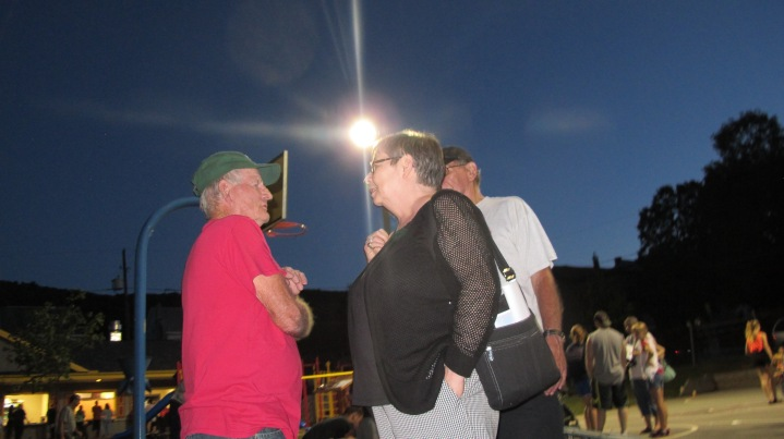 Sept. 11 Remembrance, Memorial Service, Jackie Jones, South Ward Playground, Tamaqua (172)