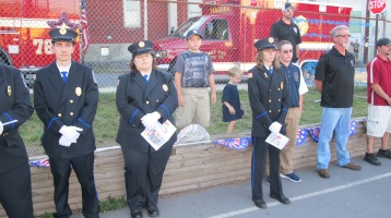 Sept. 11 Remembrance, Memorial Service, Jackie Jones, South Ward Playground, Tamaqua (23)