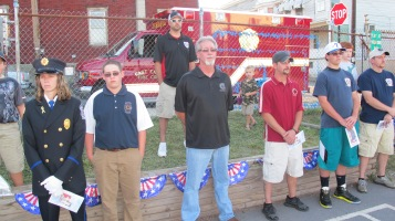 Sept. 11 Remembrance, Memorial Service, Jackie Jones, South Ward Playground, Tamaqua (24)