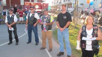 Sept. 11 Remembrance, Memorial Service, Jackie Jones, South Ward Playground, Tamaqua (32)
