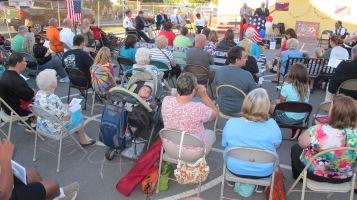 Sept. 11 Remembrance, Memorial Service, Jackie Jones, South Ward Playground, Tamaqua (34)